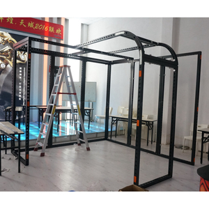 Best selling products aluminum display indoor standard quick show modular exhibition booth