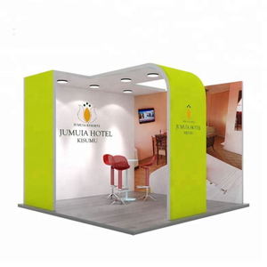 china Popular Factory Custom 10X10 modular exhibition stall for Trade Shows booth