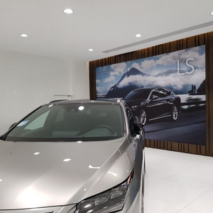 Free Stand Wall Hanging Gallery Seg Extrusion Famous Brand Car Background Light Box Seg Aluminium Extrusion Advert Lightbox