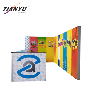 Portable Advertising Led Slim Fabric Light Box
