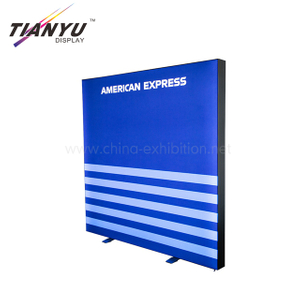 Best advertising aluminium led fabric frameless light box extrusion